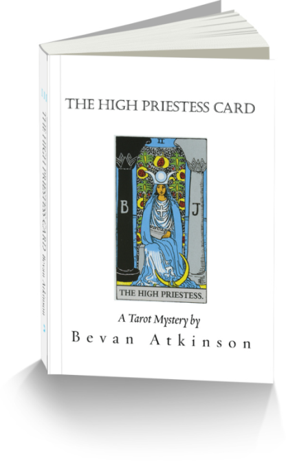 The High Priestess Card (The Tarot Mysteries Book 3)