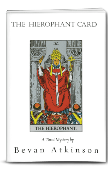 The Hierophant Card by Bevan Atkinson